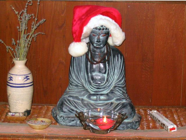 Santa Buddha