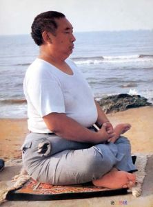 Asian Meditator