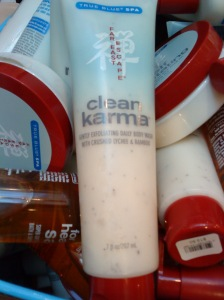 On hand lotion